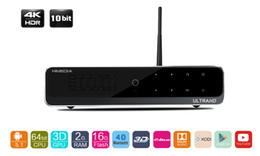 4K Ultra salida Android TV Box Himedia Q10 Pro Android Box Kodi 16,0 Google Android 5.1 Smart TV Box desde caja himedia fabricantes