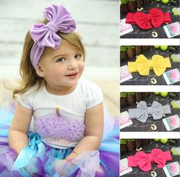 boutique hair bows baby hair headband big ribbon bows baby girls hair accessories for baby headband hair band princess