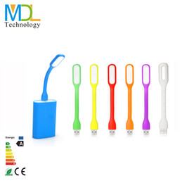 Wholesale usb light lamp flexible portable LED Light with indoor for Power bank Computer Laptop Portable Shining Led Lamp Protect Eyesight
