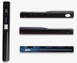 Wholesale Modern techniques mini dpi A4 Paper Scanner Portable Paper Scanner A4 Portable Scanner JPG PDF File Format