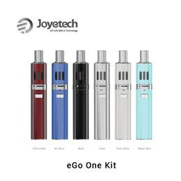 Authentic joyetech ego one 1100 2200mah kit electronic cigarette vaporizer Joyetech ego one vs subvod mega