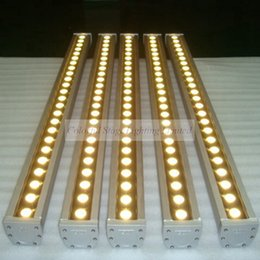 Free shipping High quality 36x3W Warm White LED Wall Washer Bar Lights, Warm White LED Bar Light