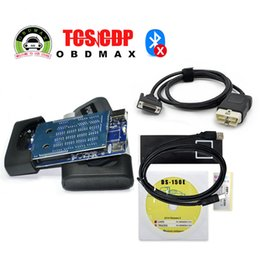Wholesale Best TCS CDP Pro for cars Trucks Generics Diagnostic tool tcs cdp plus software free keygen