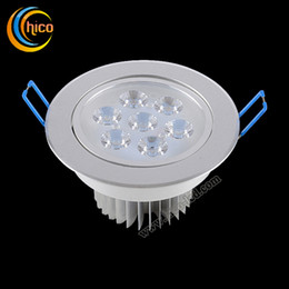 surface mounted floor lamps modern led downlight led spot light 3W 5W 7W AC85-265V White Warm white Aluminum Heat Sink convenience lamp