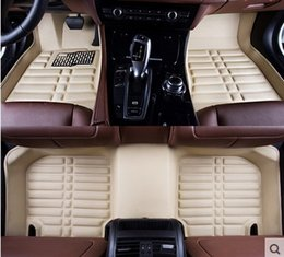 Wholesale car floor mat for Citroen C Elysée C Crosser C3 Picasso C4 Picasso Berlingo Chevrolet Captiva HHR Equinox Blazer Tahoe Suburban Traverse