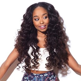 8A Brazilian Hair Full Lace Human Hair wigs Brazilian Loose Wave Lace Front Wig Glueless Full Lace Wig for black women