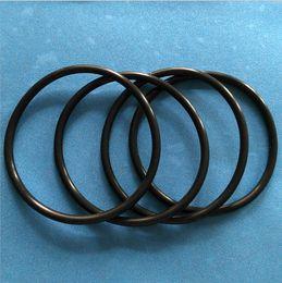 Black NBR70A O-Ring Seals ID158.34,164.49,171.04,177.39,183.74,190.09,196.44,202.79,209.14,215.49mm*C S3.53mm AS568 Standard 100PCS Lot