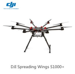 Wholesale Original DJI Spreading Wings S1000 Highly Portable with Foldable Arms and New Power Distribution System