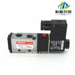 Wholesale Air solenoid valve single coil double location V DC power supply to take over the caliber PT1