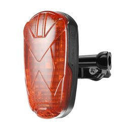 Wholesale CAROLA Bike GPS Tracker Move Shock Alarm System Bike GPS Taillight GPS Tracker GSM GPRS Network GPS Bike AGPS Dual Positioning