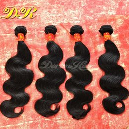 Wholesale Buy Get Brazilian Body Wave Hair Weaves Human Hair Extensions Malaysian Indian Peruvian Hair Bundles Unprocessed Hair Weft