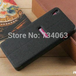 Wholesale Luxury View Stand Cover for Xperia M4 M4 Aqua Case Korea Roar Brand Window Diary Leather Case for Sony Xperia M4