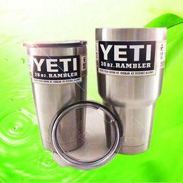 Wholesale Bestsellers Yeti Cups oz Yeti Rambler Tumbler oz Skoda Yeti Accessoires Custom Stainless Steel Mug Yeti Tumbler Lid
