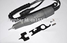 Wholesale 35000rpm Marathon Brush Micromotor SDE H37L1 Handpiece for W Hand Grinder Power Engine