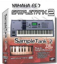 Wholesale TyphoonSounds Motif ES KONTAKT hardware synthesizer tone soft sound