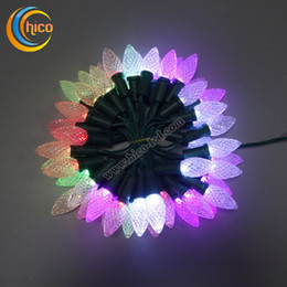 Projector Christmas Outdoor LED String Light Christmas lights With IC WS2811 DC12V waterproof IP68 Decoration Outdoor led christmas lights