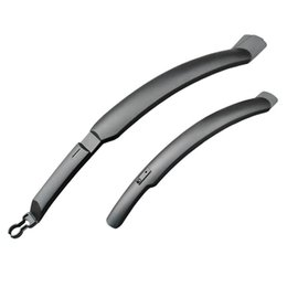 Wholesale High Quality Bicycle Mudguard Mountain Bike Fenders Set Mud Guards Bicycle Front Rear Fenders MN0063 kevinstyle