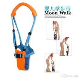 Wholesale New Baby Toddler Harness Bouncer Jumper Help Learn To Moon Walk Walker Assistan OPP bag package