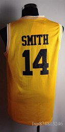 Wholesale Cheap Bel Air Academy Will Smith Stitched Basketball shirts The Fresh Prince of BEL AIR Basketball shirt