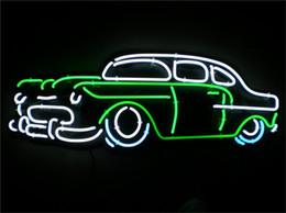 2017 bar business Automobile Location Auto Entreprises Garage Néon Signe Custom Store Affiche Bière Bar Pub Club Lumières Lumière Led Magasinez Décorer Real Glass Tube Ampoules 17