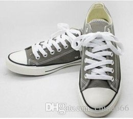 HOT New 13 Color All Size 35-45 Low Style sports stars chuck Classic Canvas Shoe Sneakers Men's Women's Canvas Shoes