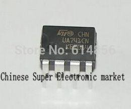 Wholesale UA741CN UA741 LM741 op amp compensation type DIP