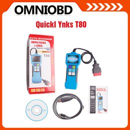 Wholesale 2016 JOBD OBD2 EOBD Color Display Auto Scanner T80 For Japan Cars Wider Vehicle Coverage With CAN Protocol Support