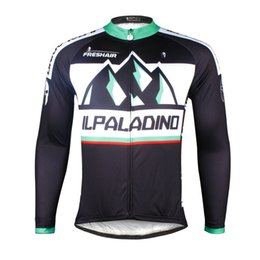 ILPALADINO Men's Short Cycling Suit CLASSIC PISTACHIOS GREEN Bike Jersey + Shorts with Gel pad Short Sleeve Bicycle wear maillot