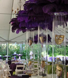 sent order by EMS only )PARTY DECORATION OSTRICH FEATHERS FOR WEDDING CENTERPIECE