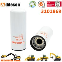 Wholesale excavator filter parts oil filter in stock LF9001 LF9080 P559000 N BD7154 C