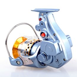 Wholesale Agepoch BB Spinning Spin Drag Electric Electro Automatic With Battery Fishing Reel Feeder Carp Cast Gear Sea Spool Peche Wheel