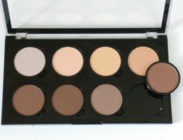 Wholesale Hot sale NYX Highlight Contour Pro Pattle Review Shadow Foundation Face Palette by DHL