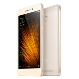 Wholesale 2016 New Arrival Xiaomi Redmi X smart cell phone GB RAM GB ROM Octa core Processor Snapdragon quot Display Gold Color