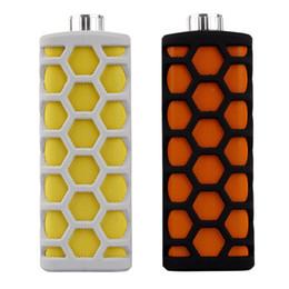 DC-329 Waterproof Bluetooth Speaker Music Wireless Smart HandsFree Speaker With FM Radio Support TF USB 3.5mm Audio Big Sound Speaker