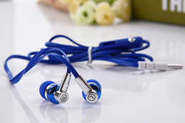 Hot Sale 3.5mm Headsets Super Bass Stereo headphone with Mic for mobile phone MP3 MP4