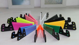 Universal Tablet Mobile Phone Holder Vertical Horizontal Stand Mount Holder for Iphone for Samsung LG Sony Phone
