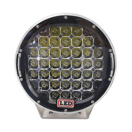Wholesale 2016 Hot Selling inch W CREE Round LED Driving Light
