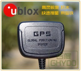Wholesale New Ublox chipset USB GPS Receiver with USB interface G Mouse Magnetic m cable