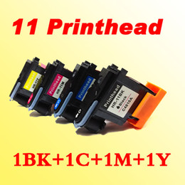 4x for hp 11 C4810A C4811A C4812A C4813A printhead for hp11 500 800 K8500 1200 2800 1700 1100 print head