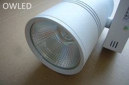 Wholesale 3 Circuit Wires Good Cooling Design Full Tilt Rotation W W Cree LED Track Light Ideal for retail and commercial installations