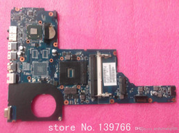 657459-001 board for HP pavilion G6 laptop motherboard with INTEL DDR3 hm65 chipset