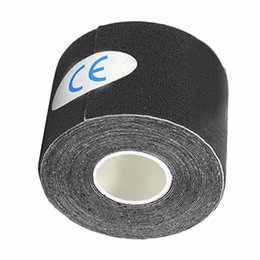 Wholesale Elastic Sport Athletic Kinesiology Bandage Tape Tex Medical Muscles Care