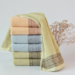 Wholesale The domestic high grade pure cotton jacquard towel towel towel can be customized insurance promotional advertising LOGO