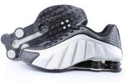 Wholesale Hot Sale R4 Cheap Online Sale Sneakers Men Sport Shox Running Shoes Good Quality Size