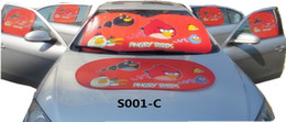 Wholesale More high quality cartoon cars sunshade windshield automobile Sun visor insulation block