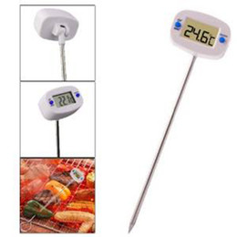 Ta288 Needle Digital Probe Thermometer Temperature Measuring Instrument Barbecue Liquid Oil thermometer BBQ thermometers