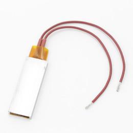 Wholesale 60mm x mm x mm Constantly Temperature PTC Heating Plate Aluminium Alloy V V Centigrade Heating Element