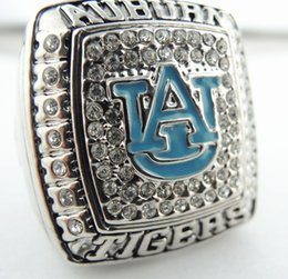 Wholesale Replica NCAA SEC Auburn Tigers football national championship rings size g Replica championship rings