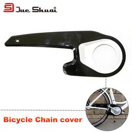 Mountain Road Housse de chaîne pour vélo Kit de protection pour bouclier Plastique noir Guide de montage pour pignons à partir de protéger plastique noir fabricateur
