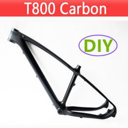 2017 full carbon road frame mountain bike, MTB BMX frame, 29 frames, carbon 27.5er,Weight 1100G,